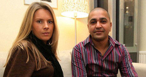 Ajay Ahuja Wife