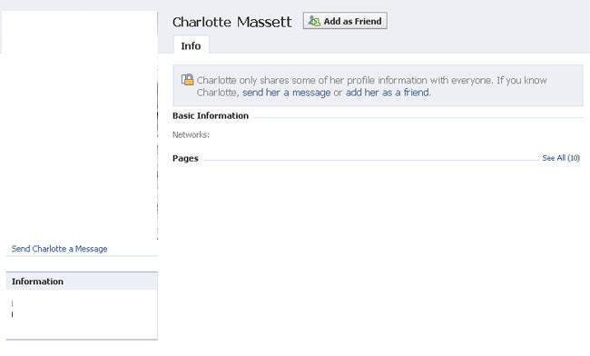Charlotte Massett On Facebook