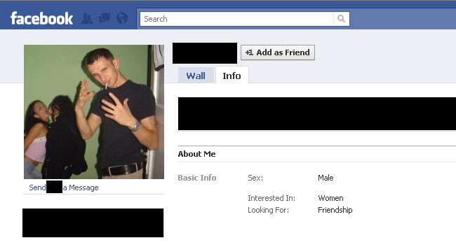 Prospective Tenant Refenced On Facebook