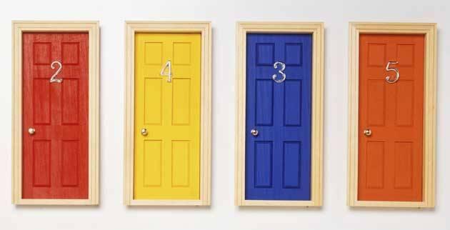 How to paint a front door - Exterior door paint colours model ...