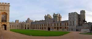 Windsor Castle Gardens