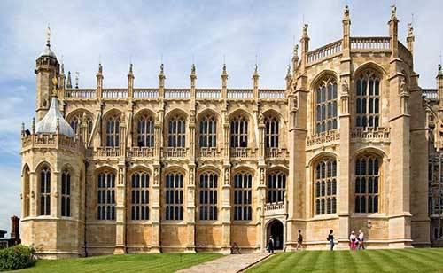 Windsor Castle Chapel
