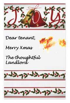 Shit Christmas Card Message